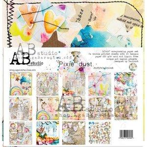 """Stack 12x12"""" AB Studio Pixie Dust"""