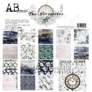 "Stack 12x12"" AB Studio The Versailles"