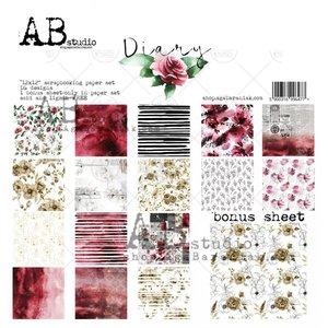 "Stack 12x12"" AB Studio Diary"