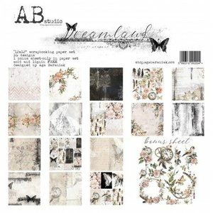 "Stack 12x12"" AB Studio Dreamland"