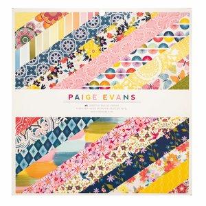 """Stack 12x12"""" Wonders de Paige Evans"""