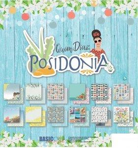 "Stack 12""x12"" Posidonia by Quim Díaz"