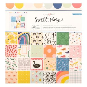"Stack 12""x12"" Sweet Story"