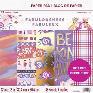"Stack Premium 12x12"" Craft Smith Fabulouesness"
