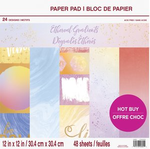 """Stack Premium 12x12"""" Craft Smith Ethereal Gradients"""
