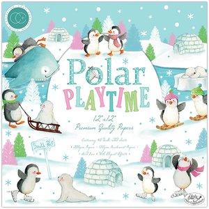 """Stack Premium 12x12"""" Craft Consortium Polar Playtime"""