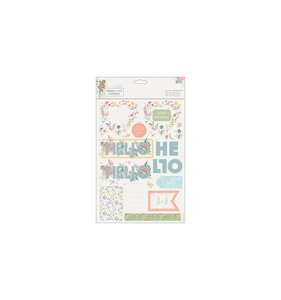 Pack Decoupage A4 Hello