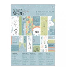 Kit A4 Winter Woodland