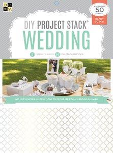 DIY Project Stack Wedding