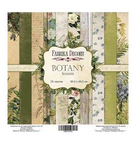 "Pad Fabrika Decoru 12x12"" Botany Summer"