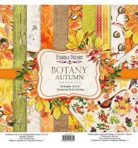 "Pad Fabrika Decoru 12x12"" Botany Autunm Redesign"