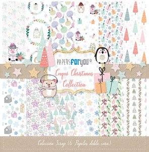 """Pad 12x12"""" Papers For You Cuqui Christmas"""