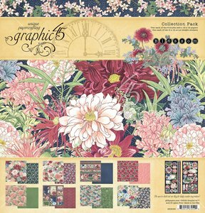 Kit Graphic 45 Blossom Collection Pack