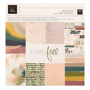 "Stack 12x12"" Project Pad Care Free de Heidi Swapp"