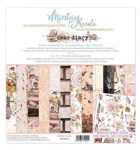 Stack 12x12 Mintay Dear Diary