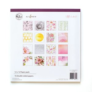 "Pad 12x12"" Celebrate de PinkFresh & Altenew"