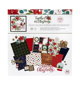 """Project Stack 12""""x12"""" Together for Christmas"""