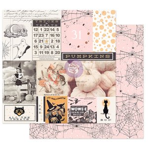 """Papel 12x12"""" col. Thirty One de Prima All the Treats"""