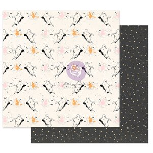"""Papel 12x12"""" col. Thirty One de Prima Boo to You"""
