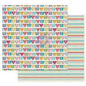 "Papel 12x12"" col. Solecito de Prima by Julie Nutting Papel Picado"