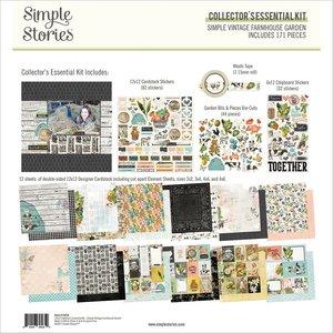 Kit Collector Essential Simple Stories Farmhouse Garden