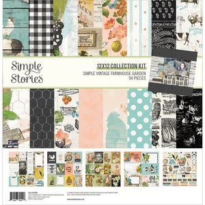 Kit Simple Stories Farmhouse Garden