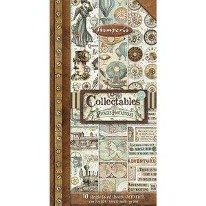 Pad Collectables Stampería Voyages Fantastiques