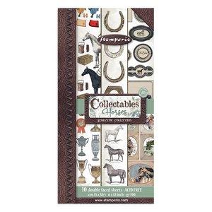 Pad Collectables Stampería Romantic Horses