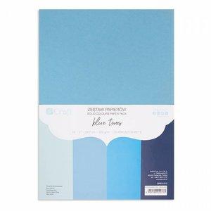 Pad DP Craft 20 cartulinas A4 Blue Tones