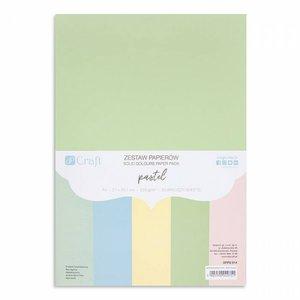 Pad DP Craft 20 cartulinas A4 Pastel Tones