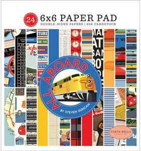 All Aboard Pad 6x6