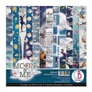 """Pad 6""""x6"""" Ciao Bella Moon & Me"""