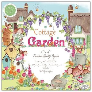 "Stack Premium 6x6"" Cottage Garden"