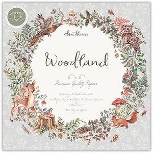 """Stack Premium 6x6"""" Craft Consortium Woodland"""