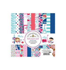 Pad 6x6 Doodlebug French Kiss
