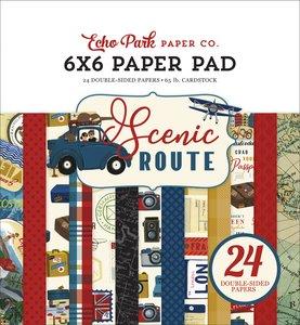 """Pad 6x6"""" Echo Park Scenic Route"""