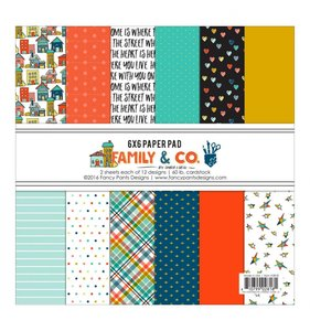 Pad 6x6 Family & Co
