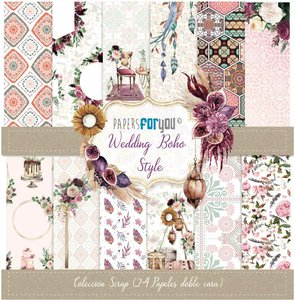 Pad Mini Papers For You Boho Wedding Style