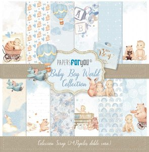 Pad Mini Papers For You Baby Boy World 24 pcs