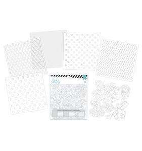 Color Magic Lace Pad 6x6