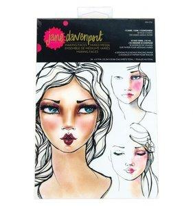 Jane Davenport Making Faces Charts