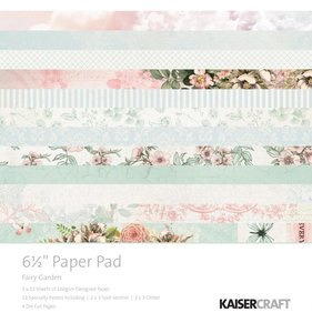 """Stack especial 6,5x6,5"""" Fairy Garden"""