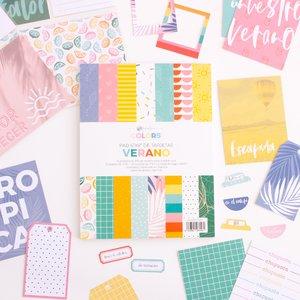 Pad de tarjetas para PL Kimidori Colors Verano
