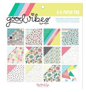 Good Vibes Pad 6x6