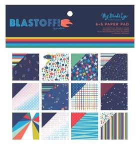 Blast Off Pad 6x6