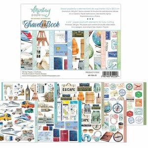 "Pad 6""x8"" Mintay Basics Travel Book"