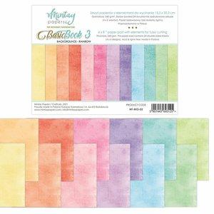 "Pad 6""x8"" Mintay Basics Book 3 Rainbow"