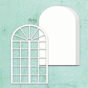 Álbum Base Mintay Chippies Window