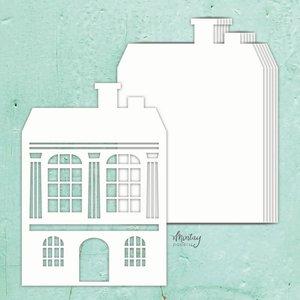 Álbum Base Mintay Chippies House