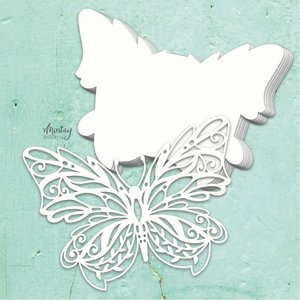 Álbum Base Mintay Chippies Butterfly